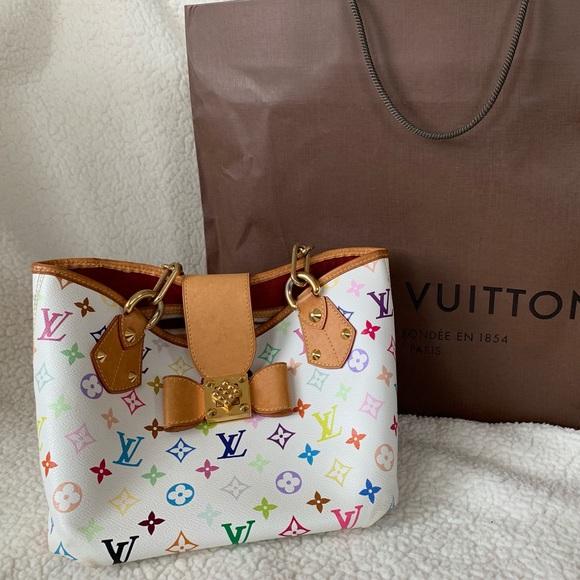 Louis Vuitton Handbags - Louis Vuitton Multicolor Annie GM Handbag
